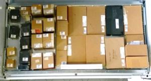 Riorganizzazione e ottimizzazione del magazzino ricambi